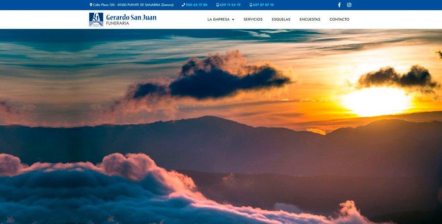 web funerarias cantabria